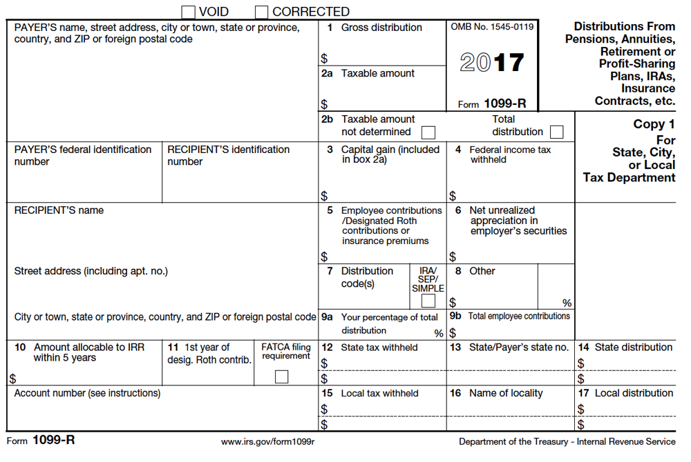 1099-R  R Form Example on html paper, us passport application, leave request, employment application,