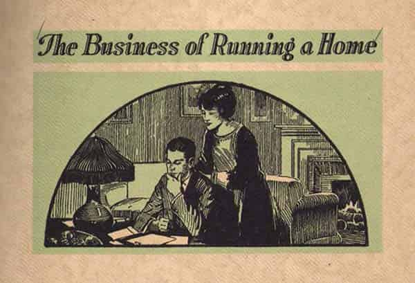 Business of Running a Home