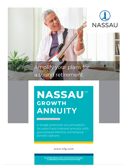NSRE Growth Annuity Brochure Cover